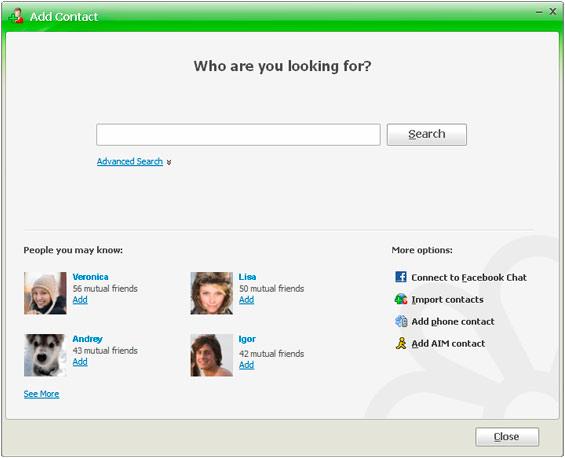 لارسائل رسائل مجانيه للجوالات Icq 7.8.6800 برابط مباشر
